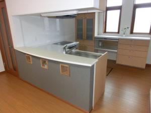 便利で使いやすいL型キッチン!
