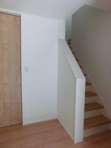 階段を登っていくと…両サイドにも又階段が!!!